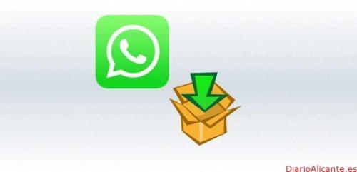 Cómo instalar WhatsApp APK en su última versión
