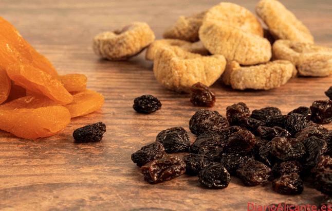 Fruta deshidratada, alternativa saludable a los dulces ultraprocesados