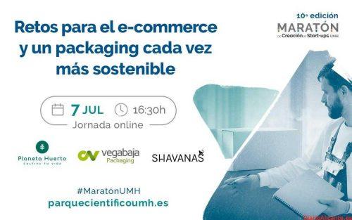 Retos para el e-commerce y un packaging cada vez más sostenible, en una jornada del Parque Científico de la UMH