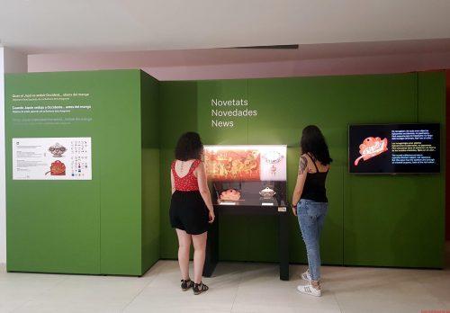 Vilamuseu inaugura un nuevo espacio de exposición centrado en novedades