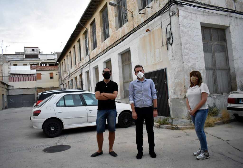 Turismo busca atraer al turismo nacional con una nueva visita por los puntos históricos de la Guerra Civil en Petrer