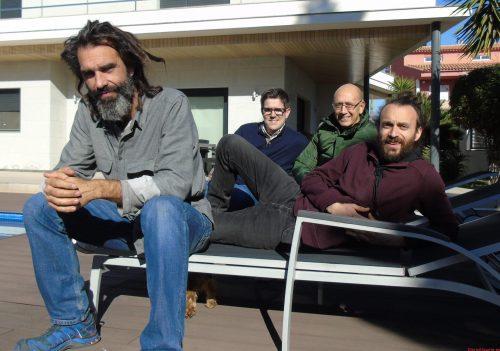 El Auditorio de la Barbera dels Aragonés vibrará este sábado con la música jazz de Jeff Jerolamon
