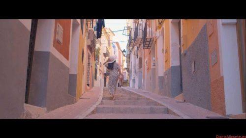 'Colores para vivirlos' de Johannes Roberto Chinchilla ganador del I Concurso de Vídeos Promocionales de la Vila Joiosa