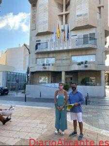 El PSOE apoya la iniciativa de recogida de firmas contra la actual ubicación de la playa canina