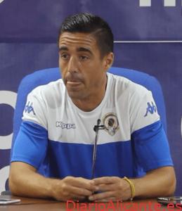 El Aspense Pedro Sánchez Presentado Como Nuevo Jugador del Hercules C.F.