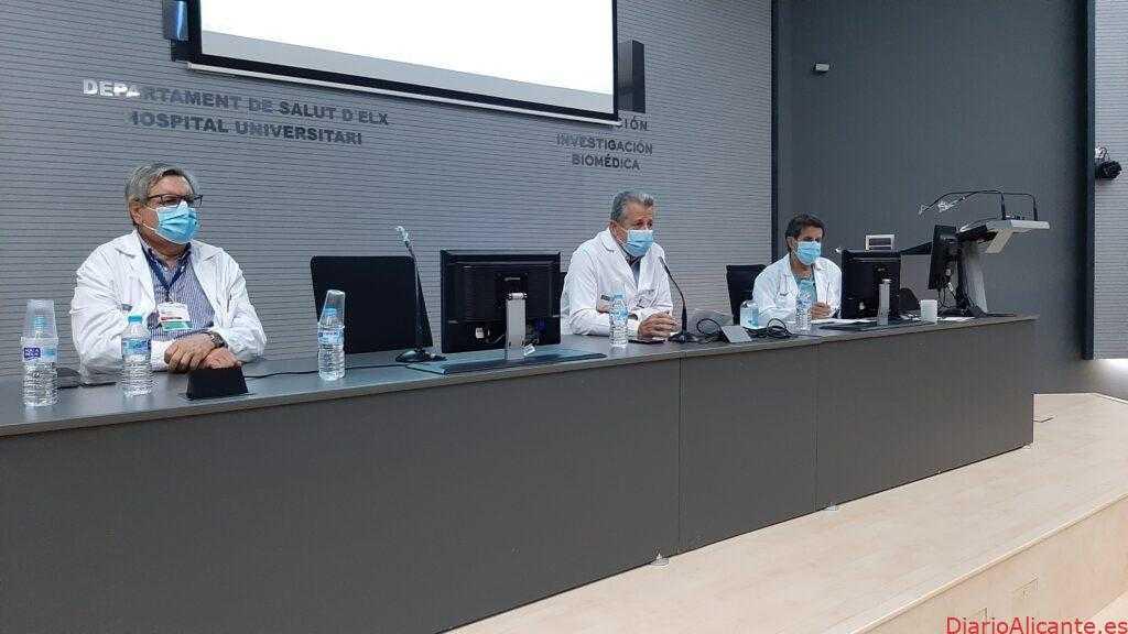 48 residentes comienzan su formación como especialistas en el Hospital General Universitario de Elche