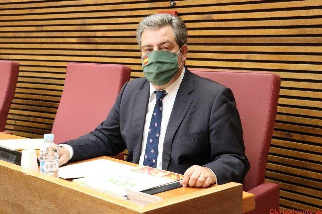 VOX pide la dimisión de la consellera de Sanidad por el bien de los valencianos