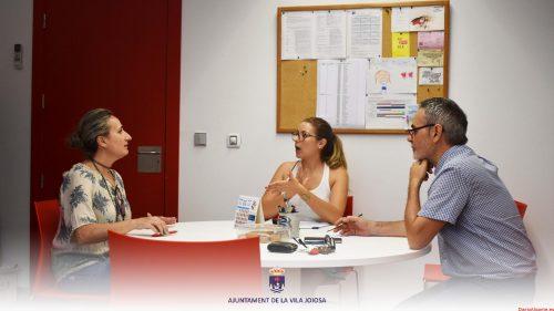 Éxito de convocatoria del curso de nivel A1 de lengua de signos organizado por la concejalía de Educación