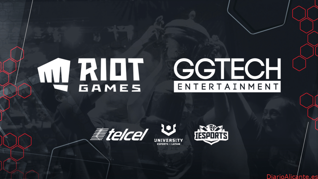 Riot Games y GGTech Latam anuncian UNIVERSITY Esports e IESports, las Ligas Oficiales de League Of Legends para estudiantes de Latinoamérica