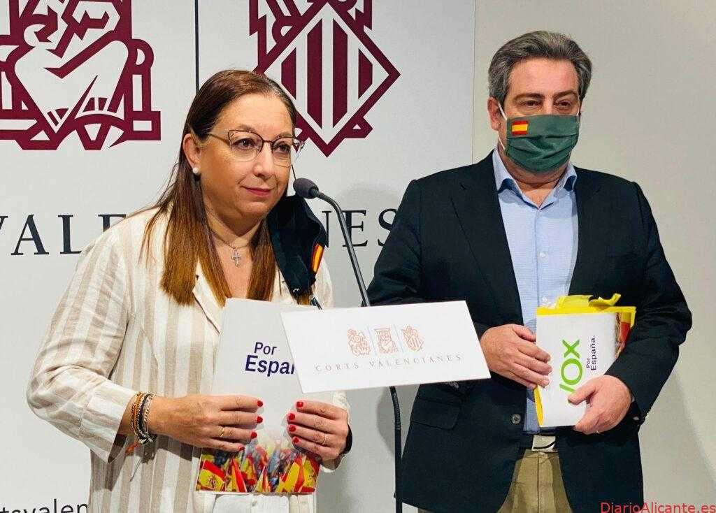 El Consell adopta la iniciativa de VOX de comprar test súper rápidos de antígenos para los colegios