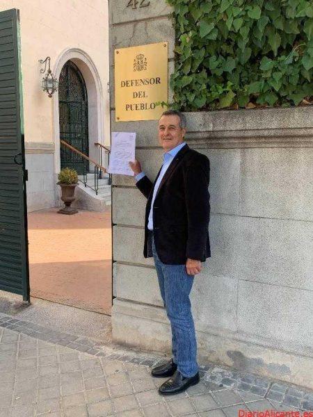 SOS Hostelería pide al Defensor del Pueblo que recurra la ley del juego valenciana ante el Constitucional