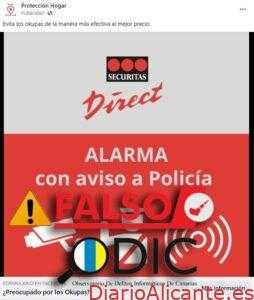 La Estafa de las Alarmas