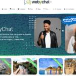 WebyChat se moderniza Siendo la web de Chat con Red Social incorporada
