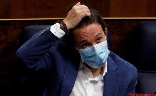 Pablo Iglesias se sube Mas de 28.000 euros de sueldo