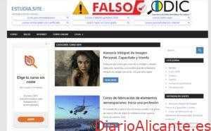 Alerta: anuncian falsos cursos del SEPE en redes sociales