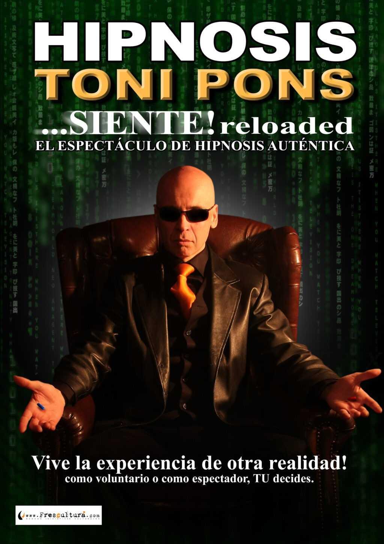 """""""¡SIENTE!"""" de Toni Pons en la Vila Joiosa"""