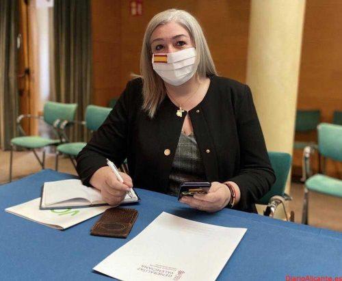 """Cerdán (VOX): """"La infrafinanciación de la Comunidad Valenciana es intolerable, pero la deuda histórica acumulada responde a una mala gestión"""""""