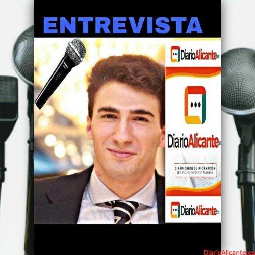 Entrevista con Alexis, Fundador de lalicantina.com