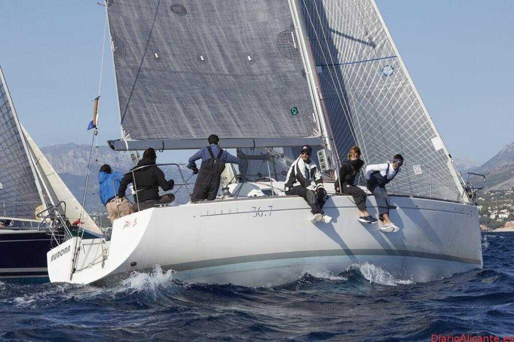 El Tagomago III y el Aurora campeones del Autonómico de Cruceros de la Federació de Vela de la Comunitat Valenciana