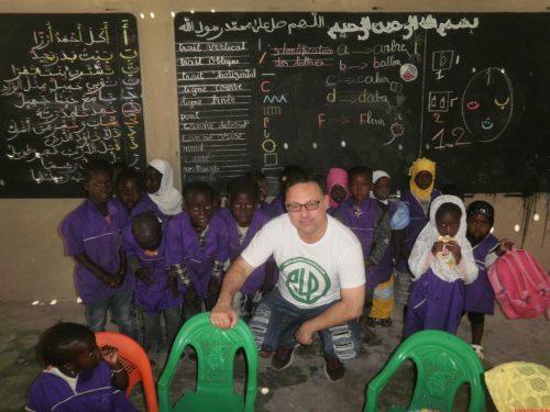 Actividad para el Día Mundial de acción para la supervivencia infantil
