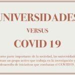 Las universidades versus el COVID 19