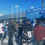 """Los """"Joopers"""" visitan la FORD y la Torre de Sant Josep en la Vila Joiosa"""