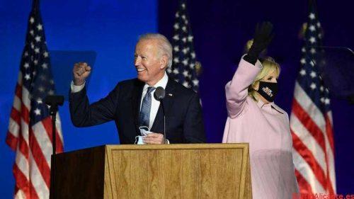 Biden derrota a Trump y gana las elecciones