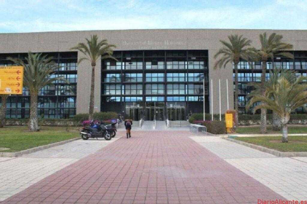 Los sindicatos de la UMH convocan una concentración, en la universidad para el diaY 10 de noviembre