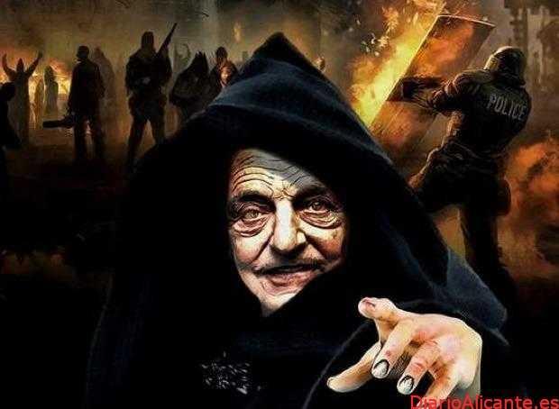 La garra de Soros en las Elecciones de Estados Unidos
