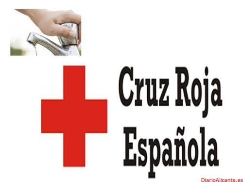 Se acabó donar a Cruz Roja Española