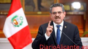 Dimite Manuel Merino, Presidente de Perú que no duró ni una semana en su mandato