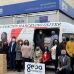 Gesa Mediación dona más de 1.000 kilos de productos de primera necesidad a Cruz Roja y Cáritas