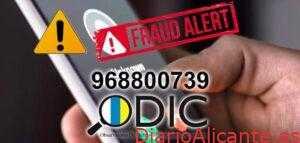 ODIC alerta de una nueva estafa telefónica en Canarias, Madrid y Barcelona