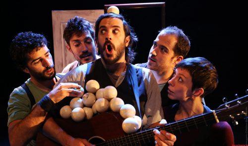 La Trócola aterriza en el Teatre Auditori de la Vila este viernes