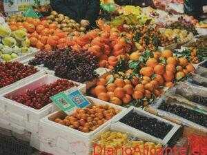 Frutas, legumbres y hortalizas aumentan sus precios en plena lucha contra la obesidad