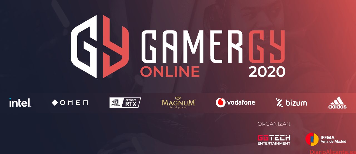 Algunas de las empresas más representativas de nuestro país patrocinadoras de GAMERGY Edición Especial Online 2020