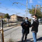 Ayuntamiento y ADIF estudian la mejor opción para la supresión del paso a nivel del barrio de La Estación