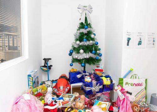 MEDAC recauda más de 1.700 kilos de alimentos y 800 juguetes en su campaña solidaria navideña