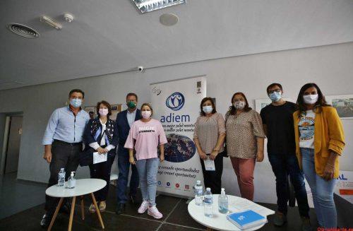 ADIEM Sentit Fundación ha atendido a 600 personas durante 2020