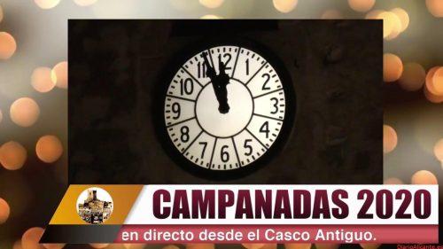 La Asociación del Casco Antiguo retransmitirá las Campanadas 2020 en directo por Facebook