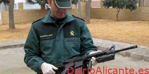 La Guardia Civil halla el cadáver de una mujer de 26 años