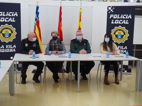 Policía Local de la Vila presenta el sistema Artemisa
