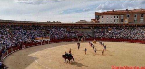 SUSPENDIDO EL FESTIVAL TAURINO A FAVOR DE CÁRITAS TOLEDO