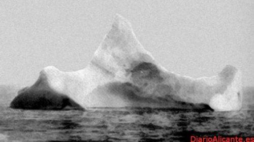 El Titanic NO chocó contra un iceberg