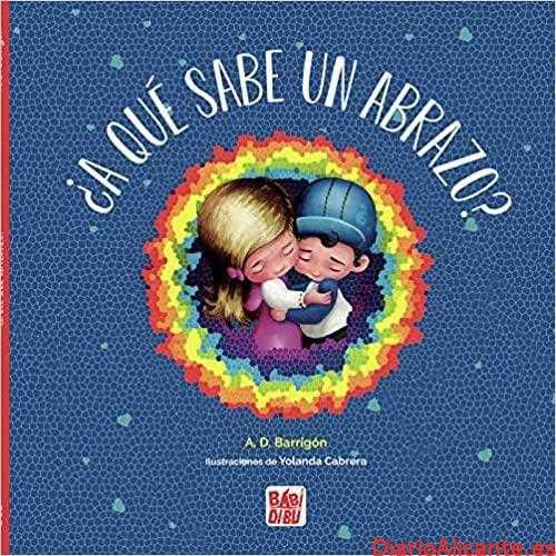 """Almudena Durán Presentación del libro """"A que sabe un abrazo"""