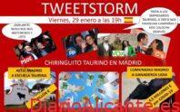 ARDEN LAS REDES EN PROTESTA A NUEVAS SUBVENCIONES A LA TAUROMAQUIA EN LA COMUNIDAD DE MADRID