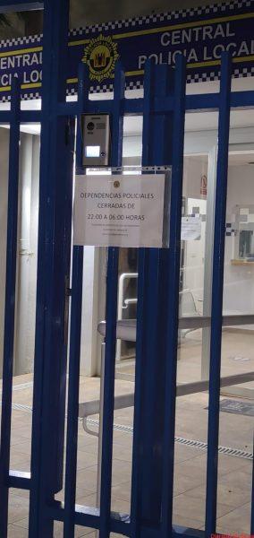 Crisis en la Seguridad Ciudadana de Altea por la intransigencia del Concejal y del Alcalde, ambos de Compromis