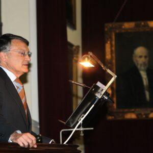 LA REAL ACADEMIA DE MEDICINA DE ZARAGOZA NOMBRA ACADÉMICO AL DOCTOR RAFAEL BERNABEU