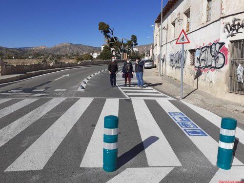 El Ayuntamiento de la Vila Joiosa lleva a cabo obras y arreglos en la Partida Chovaes