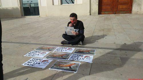 Éxito en los ayuntamientos y Twitter contra la caza del zorro.